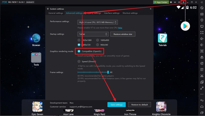 Cara Bermain MU Origin 2 di PC/Laptop dengan NoxPlayer | NoxPlayer