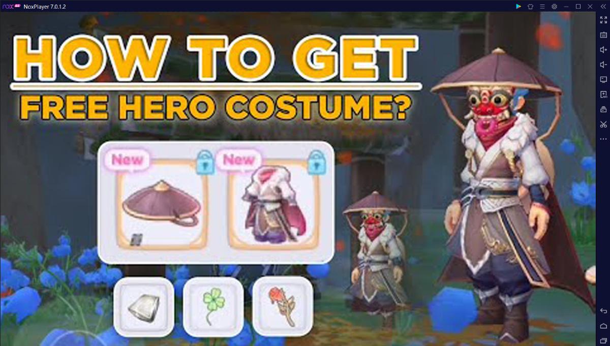 Cara mendapatkan Kostum Gratis di Ragnarok X: Next Generation!